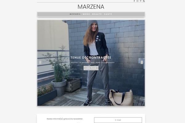 Le blog de Marzena